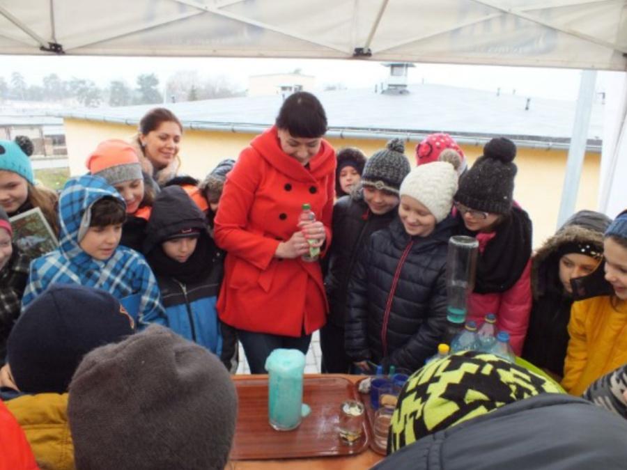 Eksperymenty dla dzieci z okazji dnia wody