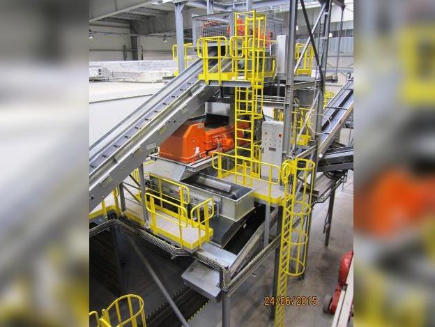 Zakład Mechaniczno-Biologicznego Przetwarzania Odpadów Komunalnych