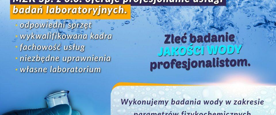 mzk lab woda