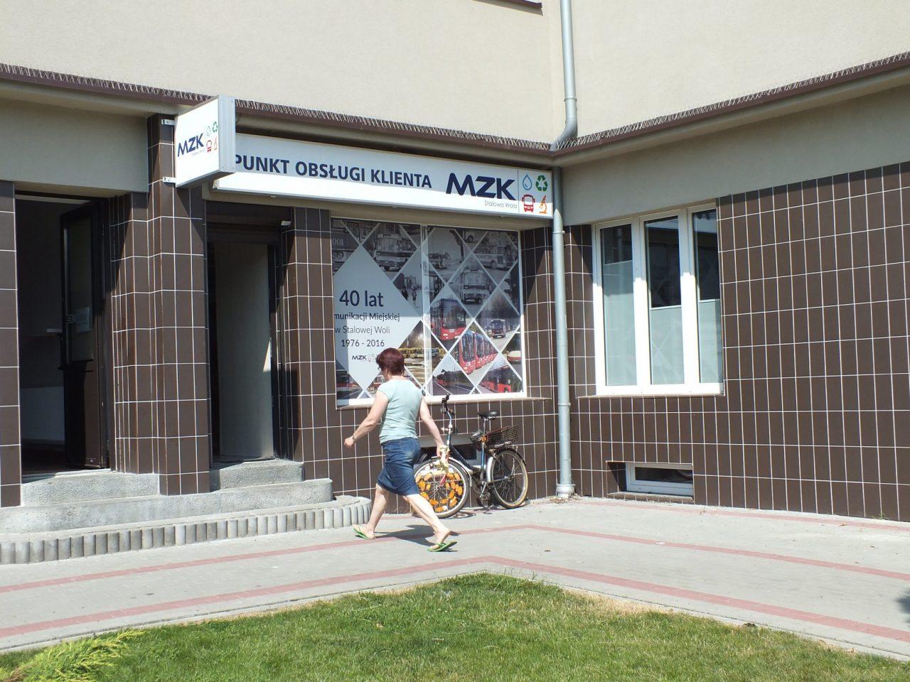 Punkt Obsługi Klienta MZK