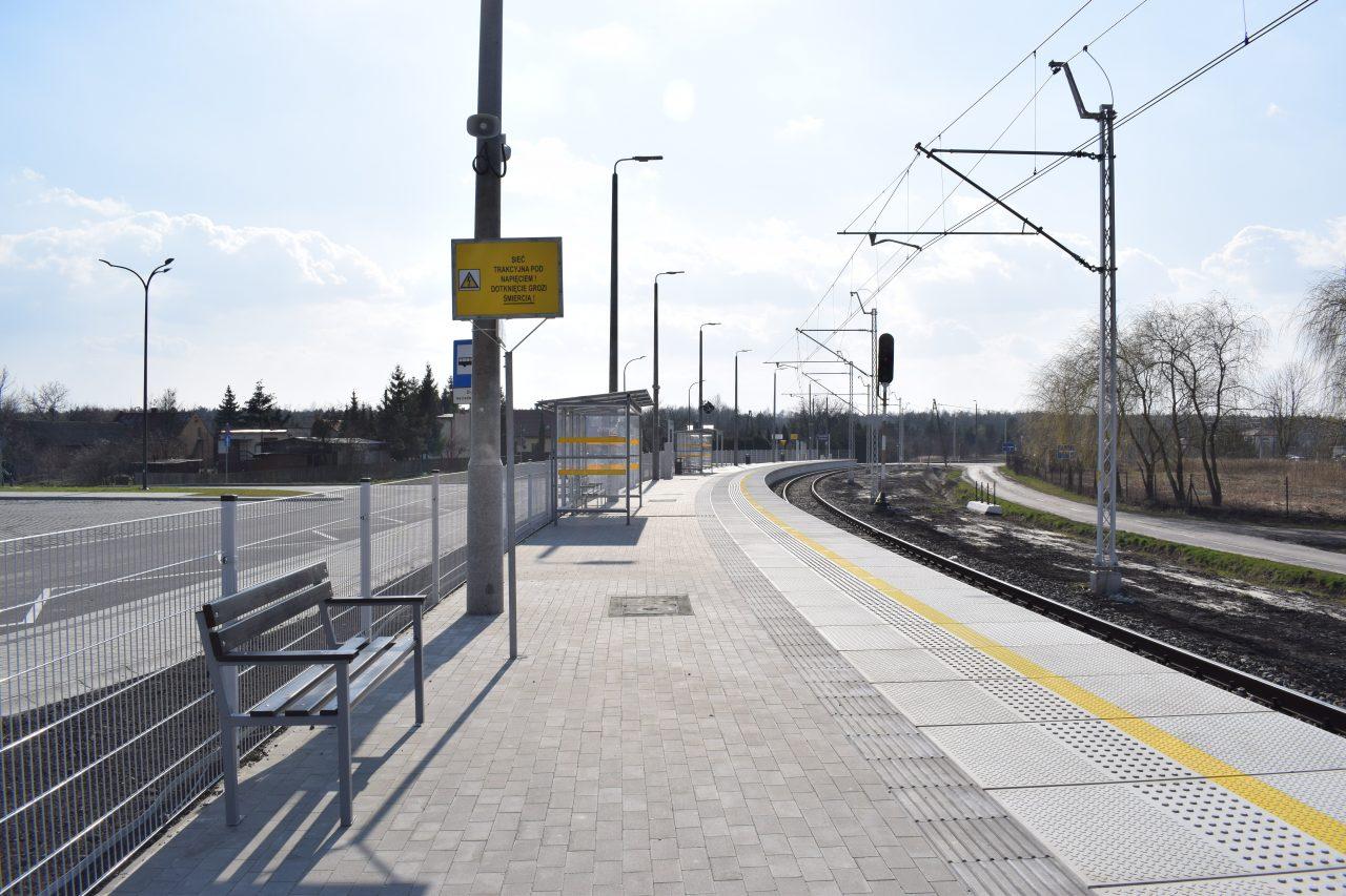 zdjęcie stacji kolejowej